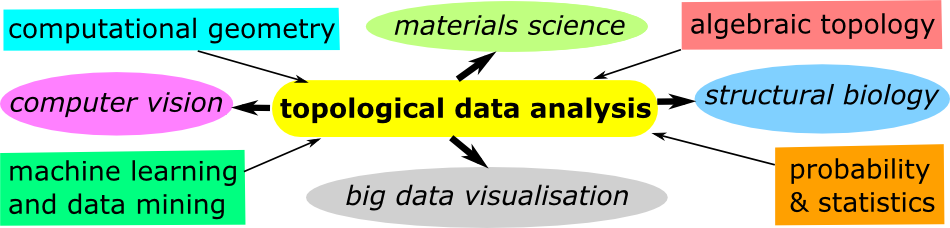 theory and applications of topological data analysis